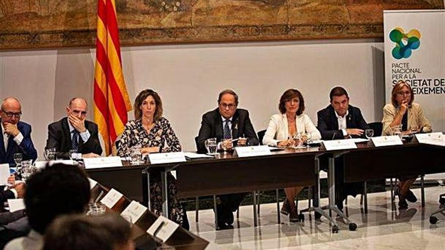 Màrius Rubiralta liderarà el consell per impulsar la societat del coneixement