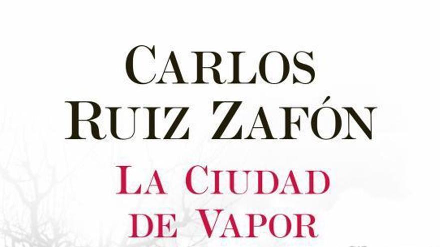 Cuentos póstumos e inolvidables de Ruiz Zafón