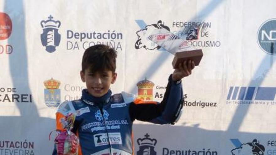 Torres se corona en Minivelocidad y VF Timing en Galicia