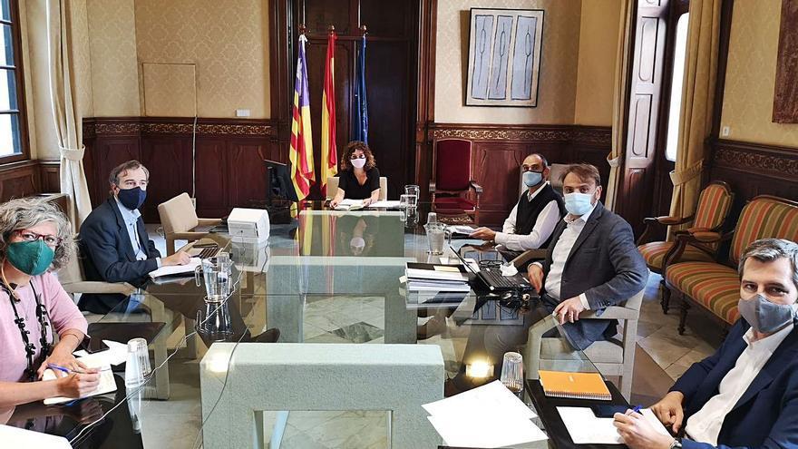 Madrid mantendrá en 2021 el nivel de financiación para Baleares de este año
