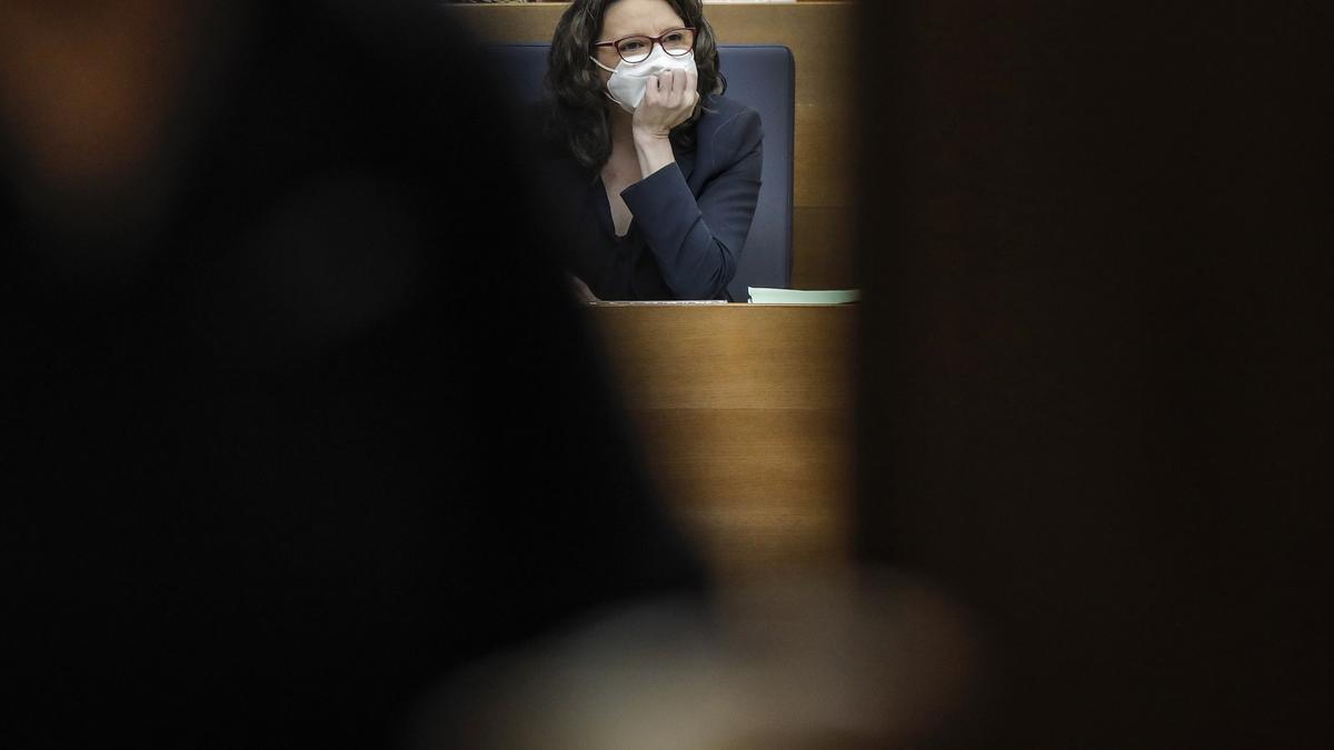 La vicepresidenta del Consell y consellera de Igualdad y Políticas Inclusivas, Mónica Oltra.