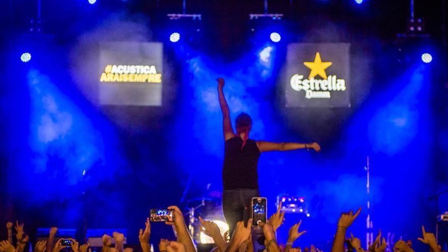 L'Acústica aixeca el teló a la Rambla de Figueres