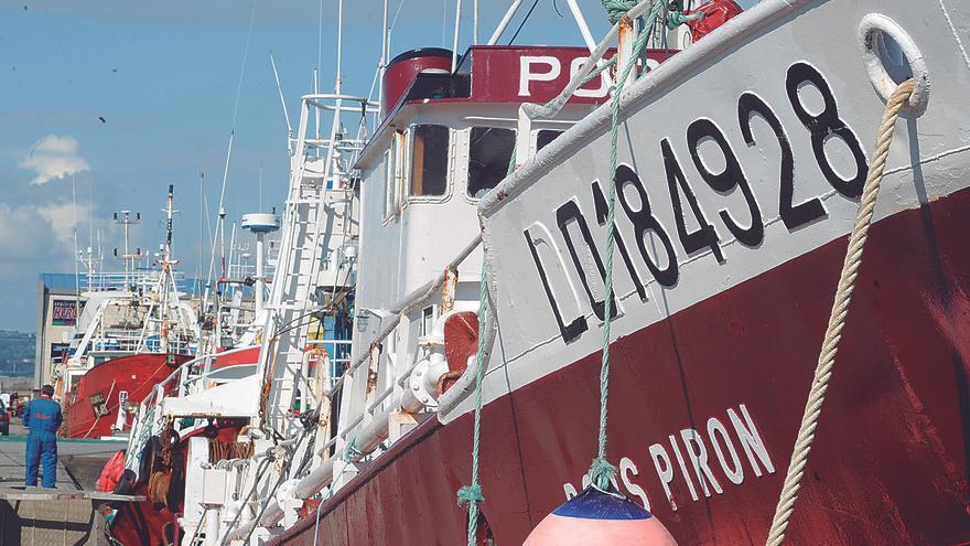 El acuerdo del 'Brexit' deja fuera a Malvinas y recorta la cuota de pesca en el Gran Sol