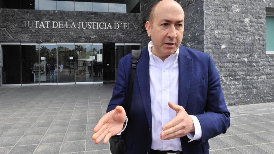 """Alejandro Soler: """"La querella por la venta del solar del IMED es una burda maniobra del PP"""""""