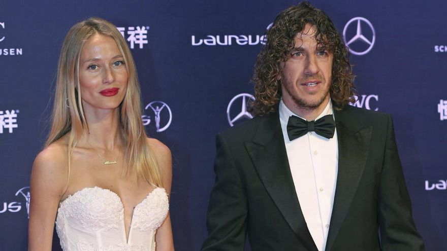 Carles Puyol y Vanesa Lorenzo, ¿próxima boda?