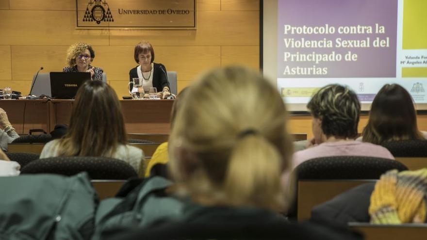 Actuar contra la violencia sexual, un cometido de principio a fin