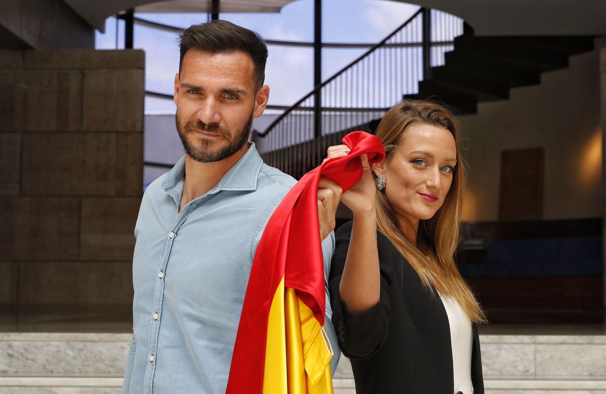 Mireia Belmonte y Saul Craviotto, los abanderados españoles en los JJOO de Tokio