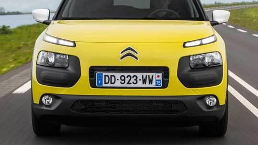 Citroën, la marca generalista con peores resultados