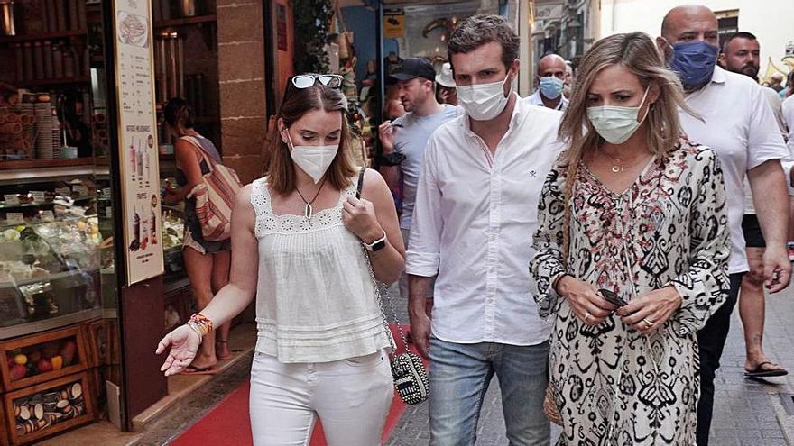 Mallorca-Ausflug der Volkspartei auf Steuergeld