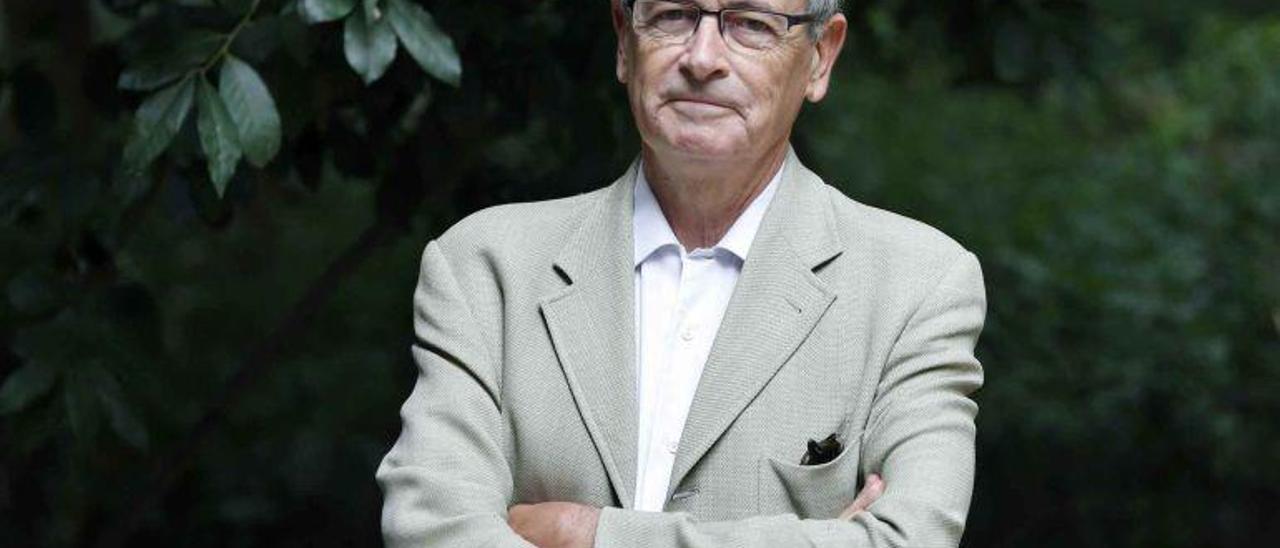 El profesor José Luis Pardo.