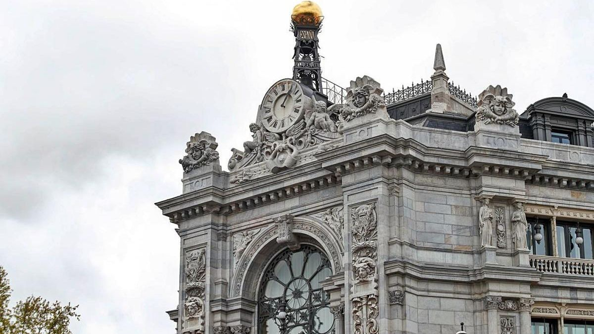 Façana del Banc d?Espanya