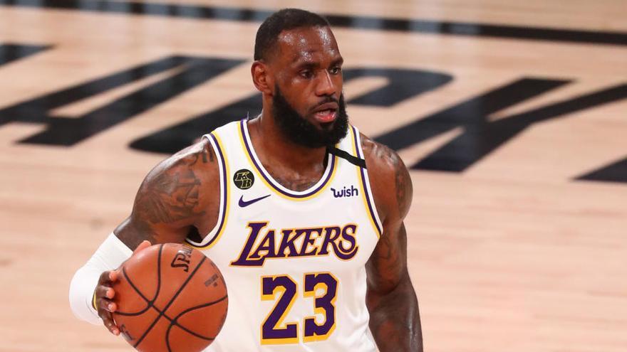 Los Lakers, a las finales del Oeste 10 años después