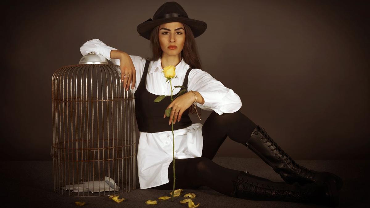 Andrea Mila, la bloguera que intenta aportar dosis de optimismo en Inside.