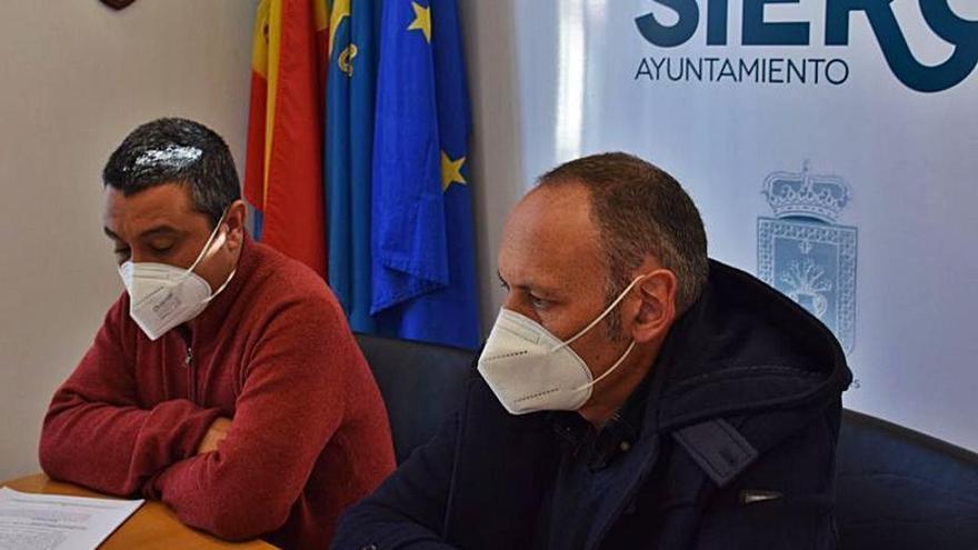Siero reforzará la red de abastecimiento de la zona industrial de Granda y Meres