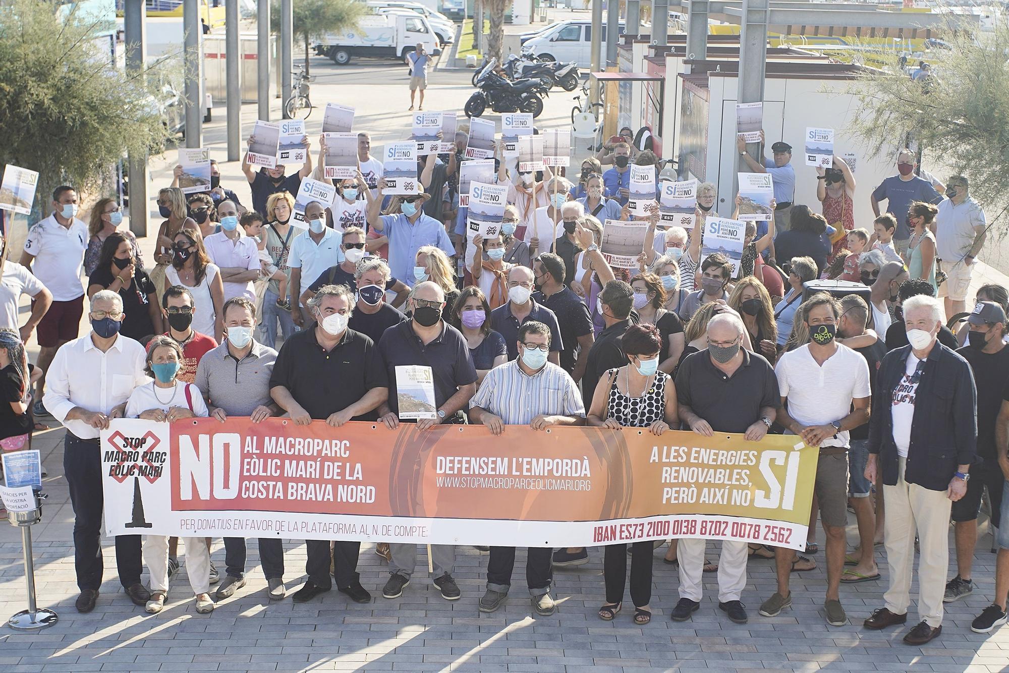 Front comú contra el parc Tramuntana