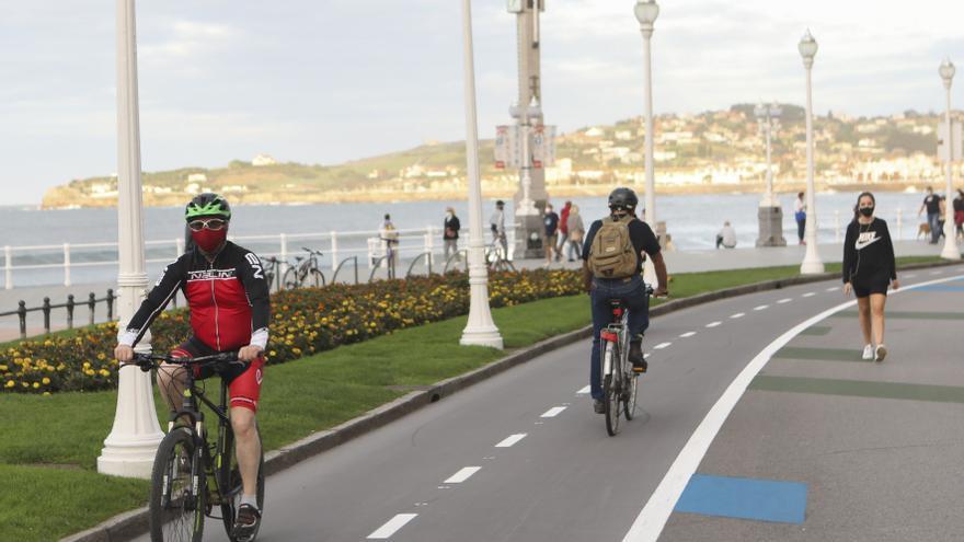 La reforma del Muro obligará a revisar todo el tráfico en el Centro, Cimadevilla y La Arena