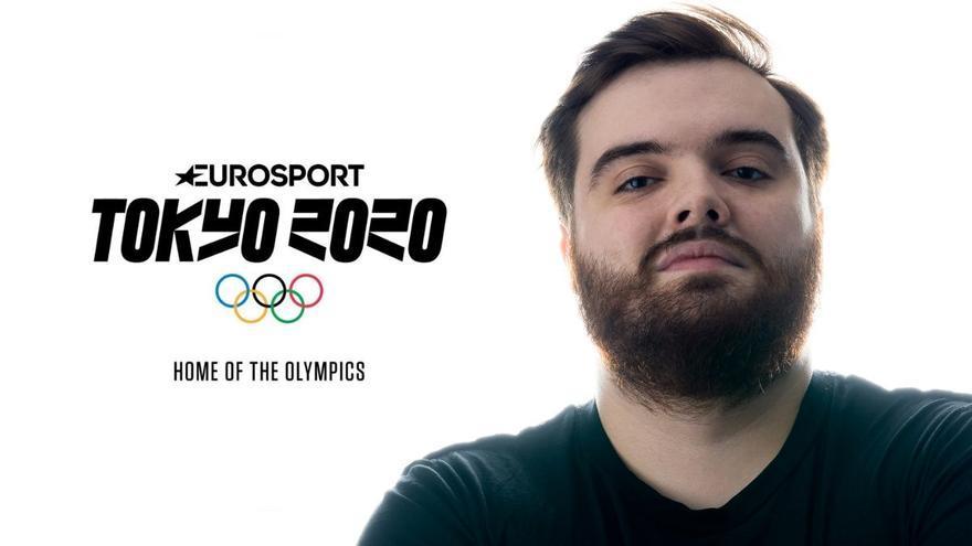 Ibai Llanos serà el comentarista dels partits de bàsquet dels Jocs Olímpics de Tòquio a Eurosport