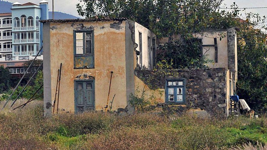 La Casa Amarilla, en Lista Roja del Patrimonio por estado de ruina imparable