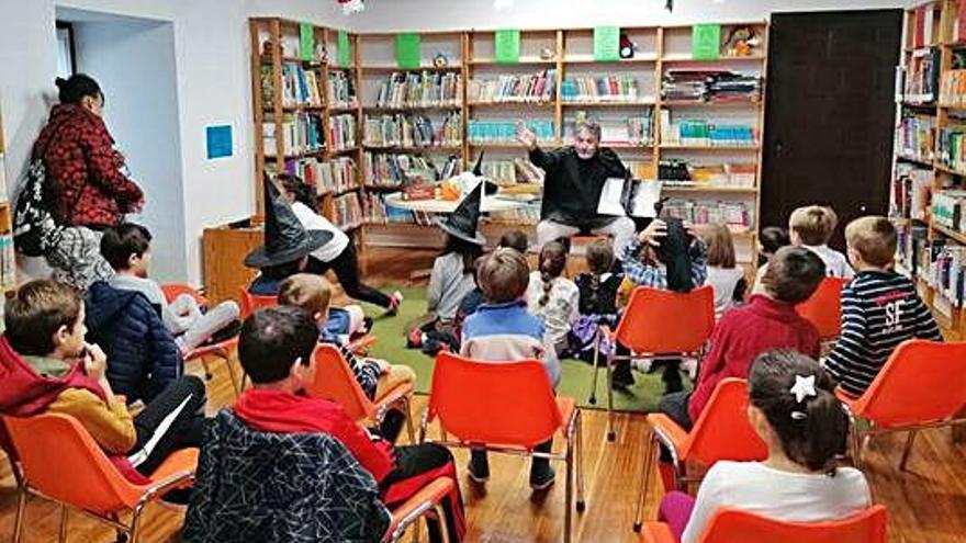 La Biblioteca se suma a la fiesta de Halloween con cuentos y cine