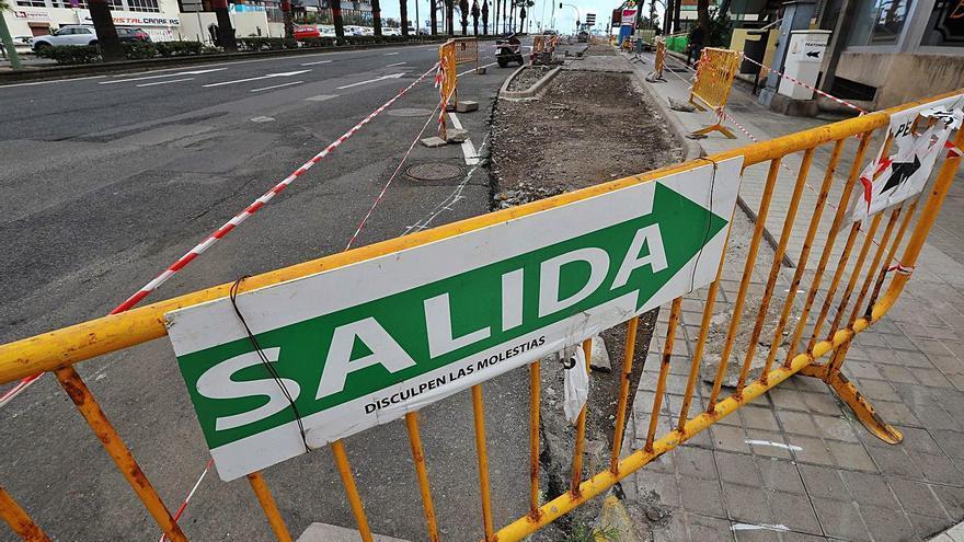 Canarias tan solo invirtió el 9,3% de lo presupuestado en el primer semestre