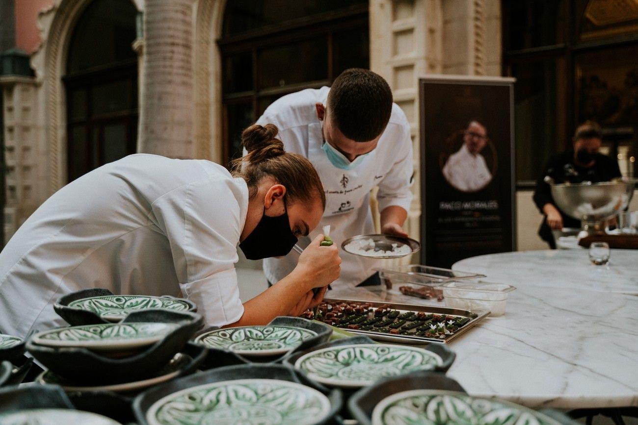 La I edición de HSC-Fine Dining Collection en Santa Catalina, a Royal Hideaway Hotel