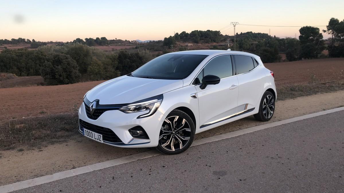 Prueba del Renault Clio E-Tech, un icono electrificado