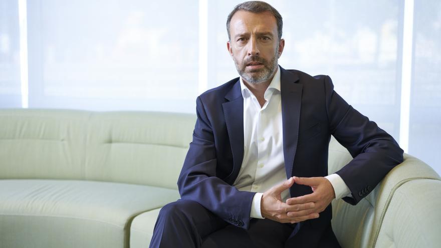 Antonio Álvarez, nuevo director territorial de Vodafone para Comunidad Valenciana, Murcia y Baleares