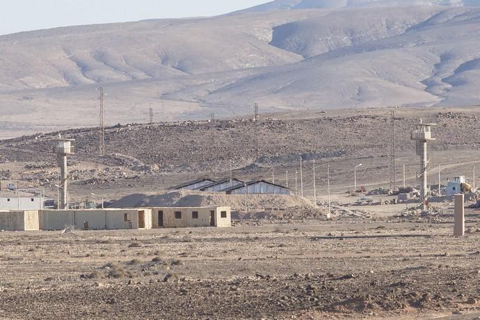FUERTEVENTURA - Campamento militar del Matorral - 18-06-18