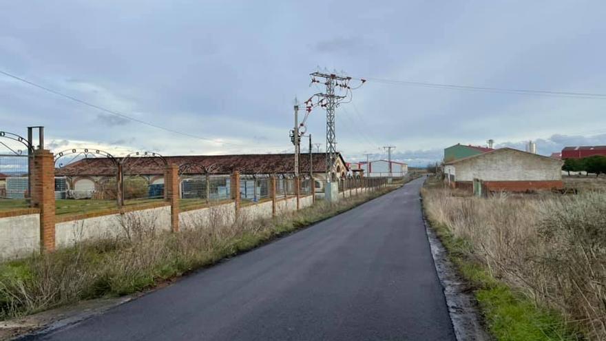 La mejora del vial que conecta dos zonas industriales de Toro costará 253.000 euros