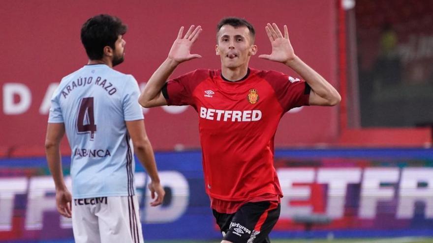 Real Mallorca schießt Celta de Vigo aus dem Stadion