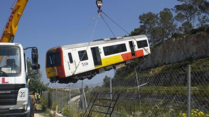 Verfahren um Eisenbahn-Unglück bei Sineu nach neun Jahren zu Ende