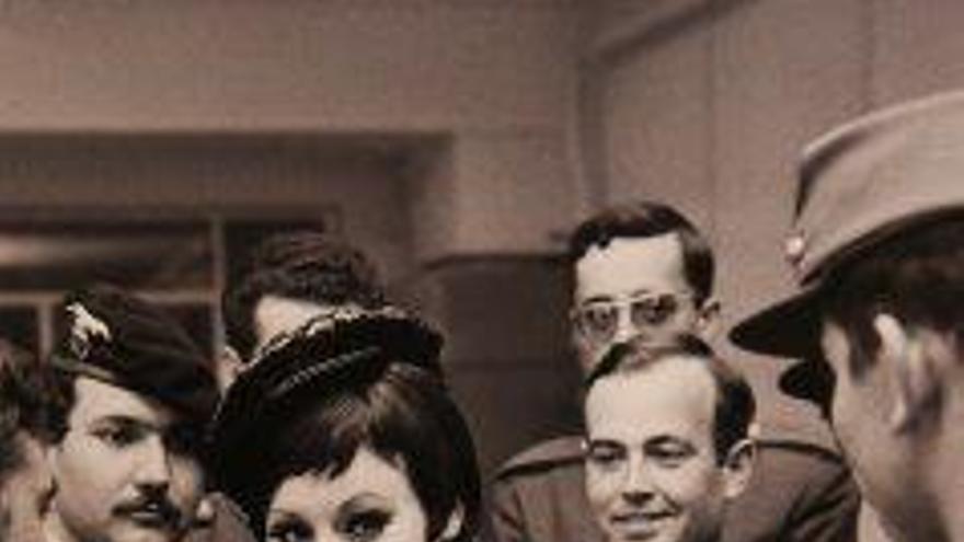 La societat espanyola dels 60 i 70 entra al Casino amb l'exposició de Joana Biarnés