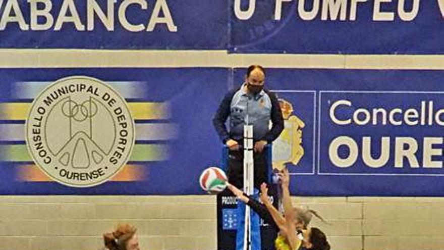 El Voley Ourense lo intentó pero se despide del ascenso