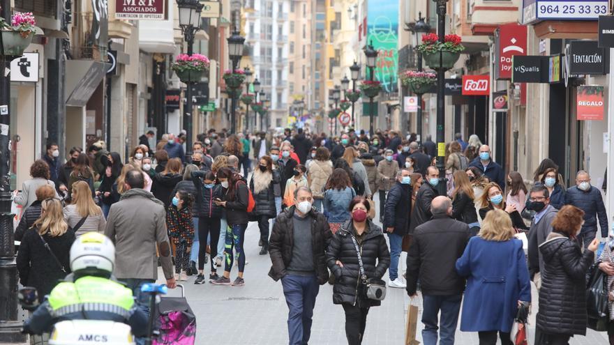 Castellón logra seguir bajando su incidencia a los 33,8 casos
