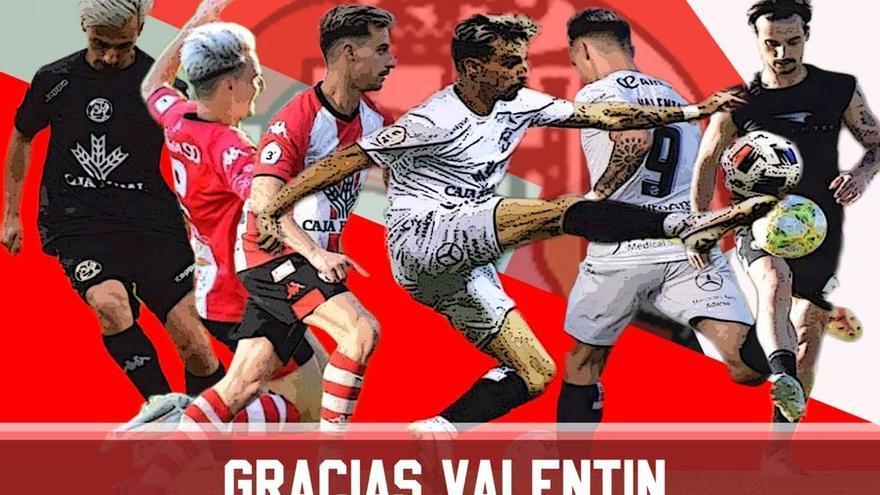 Valentín Prieto deja el Zamora CF
