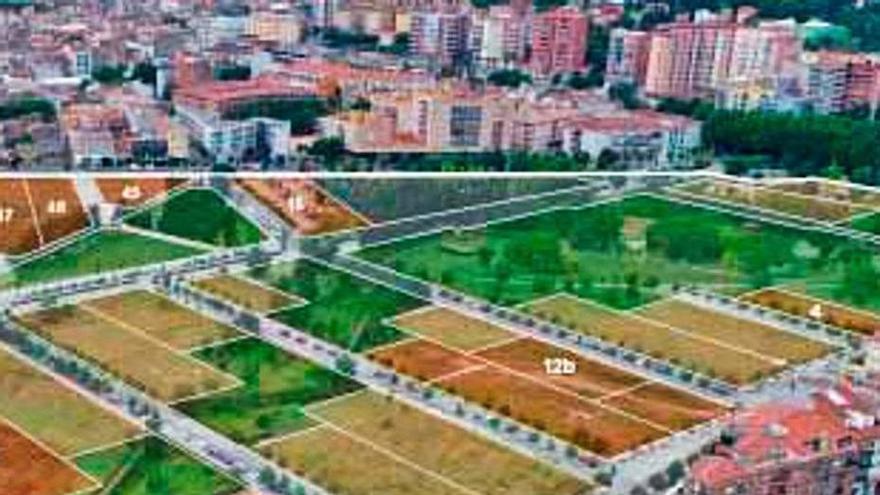 El Parc de les Aigües de Figueres serà un parc residencial d'alta qualitat