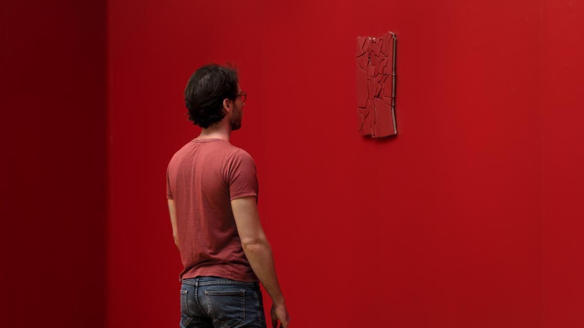Carles Romany expone en el Centre d'Art l'Estació de Dénia