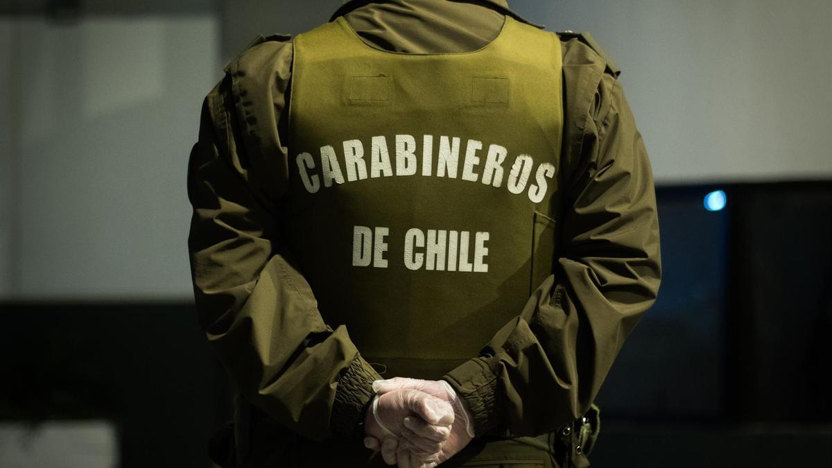 Agente de Carabineros.