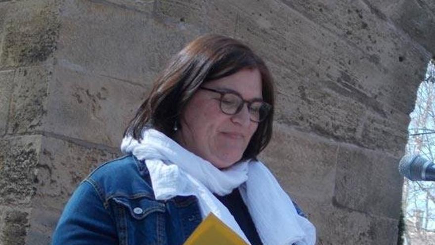 """Llucia Palliser: """"La mujer menopáusica es un ser invisible e inservible"""""""