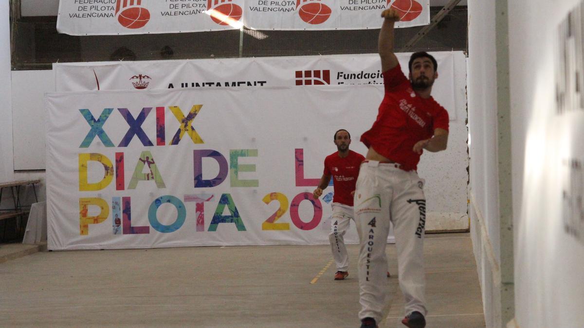 La Federació de Pilota Valenciana s'està bolcant en l'organització del Dia de la Pilota