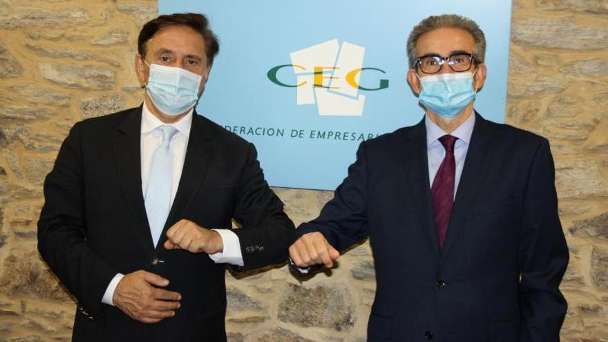 """Los candidatos a la CEG prometen """"fair play"""