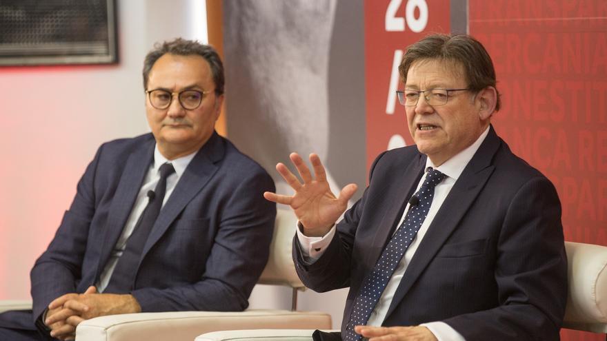 Puig frustra la estrategia del PSOE de Alicante