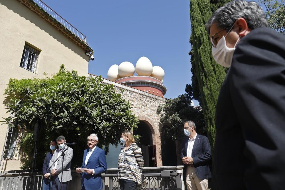 Reobertura Museu Dalí