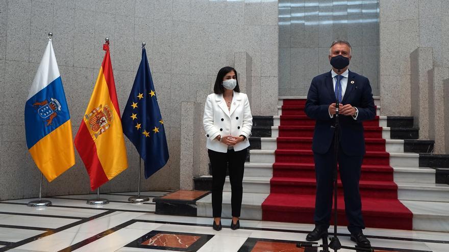 Canarias acogerá un encuentro de alto nivel entre España, Portugal y sus RUP para ser parte de las cumbres de estados