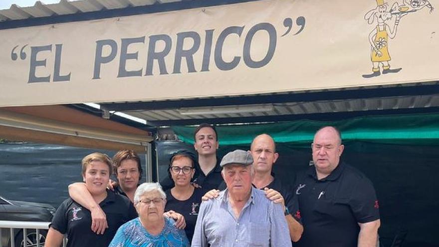 Fallece Vicente Marco, hijo del fundador del popular restaurante de Castelló El Perrico