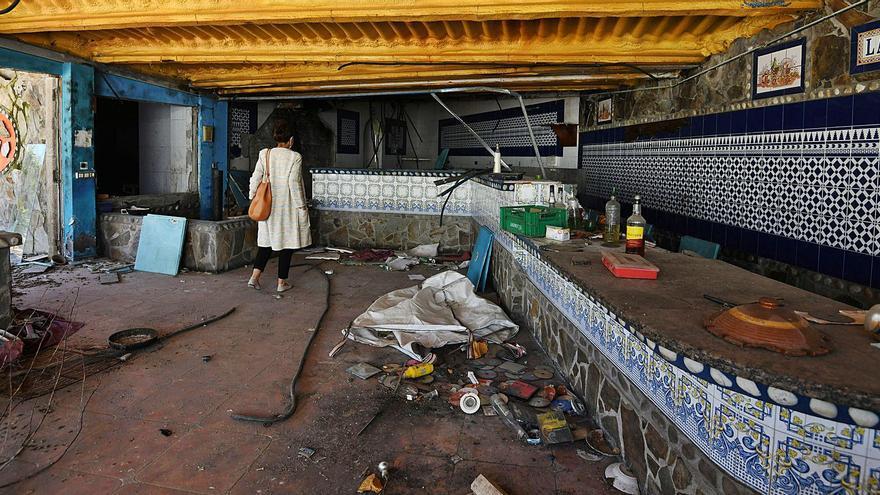 El barrio fantasma que deja el futuro Montecelo