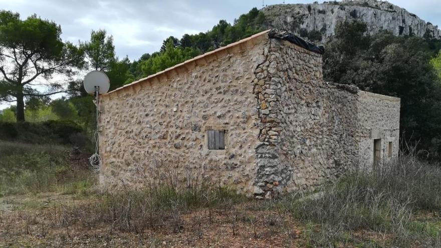 Inselrat ordnet Teilabriss von Landhaus in Gemeinde Son Servera an