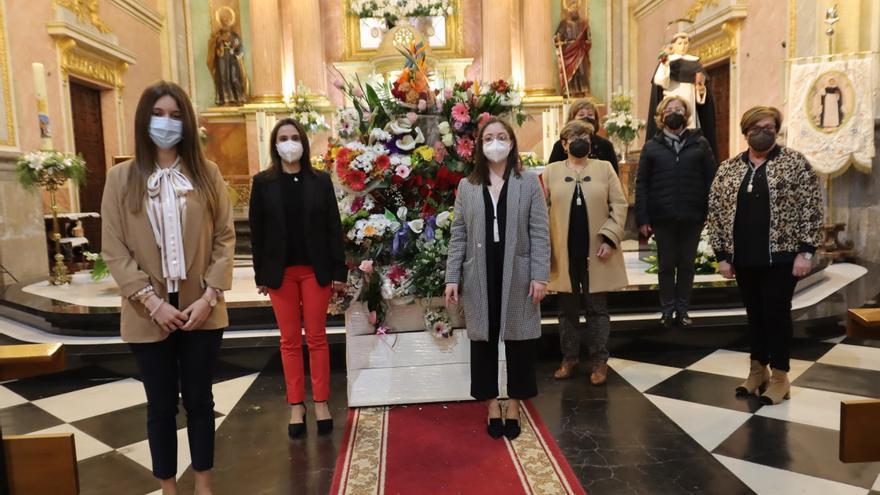 Sant Vicent 'crida a festa' en la Vall d'Uixó