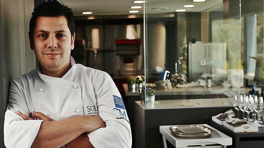 Gastronomía sostenible con Diego Gallegos
