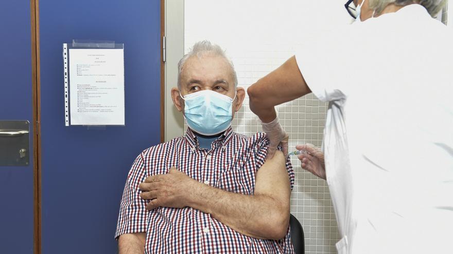Campaña de vacunación contra la gripe 2021